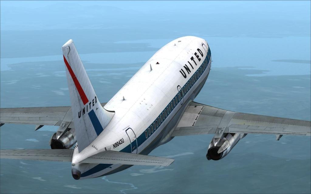 test du boeing 737 de captainsim par avionic online. Black Bedroom Furniture Sets. Home Design Ideas
