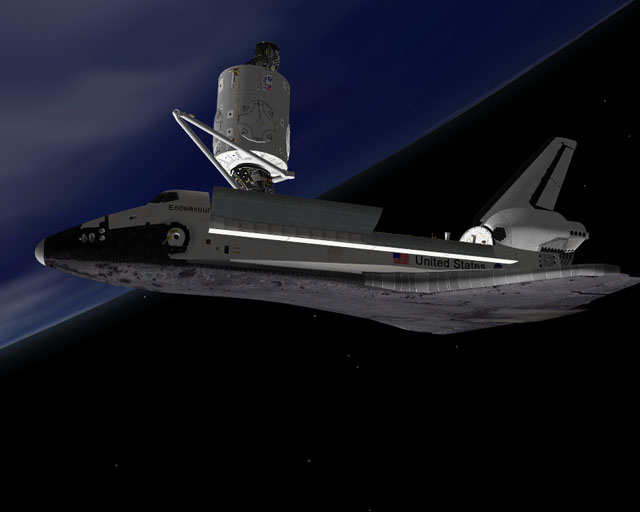 space shuttle mission 2007 demo - photo #28