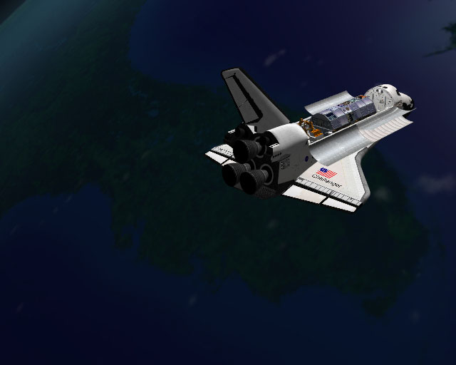 space shuttle mission 2007 demo - photo #34