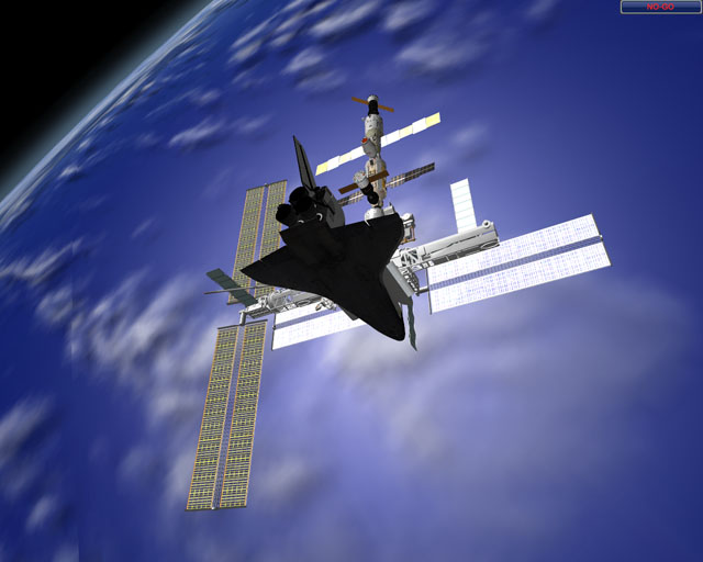 space shuttle mission 2007 demo - photo #32
